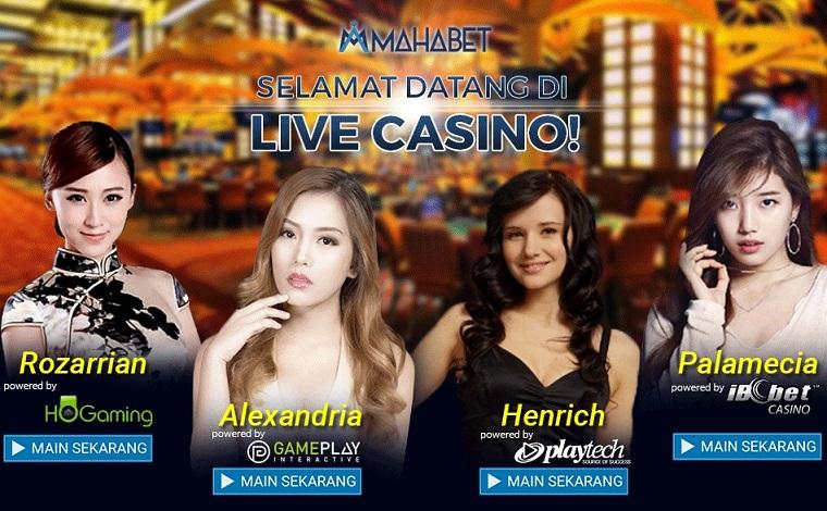 judi casino mahaindo